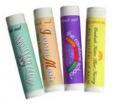 Games, Toys, & Stress Balls - All Natural Berry Lip Balm