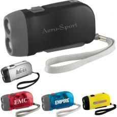 Sports & Outdoors - Hand Powered Flashlight