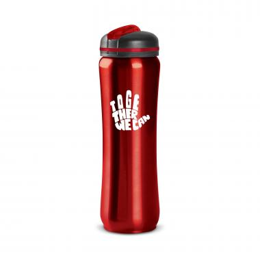 Together We Can 28oz Curvilinear Stainless Bottle