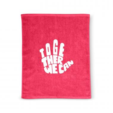 Together We Can Rally Towel