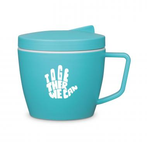 Together We Can Thermal Mug Set