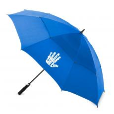 """Together We Can - Together We Can 60"""" Auto-Open Vented Golf Umbrella"""