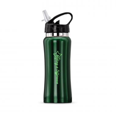 Making a Difference Flip-Top 16oz Water Bottle
