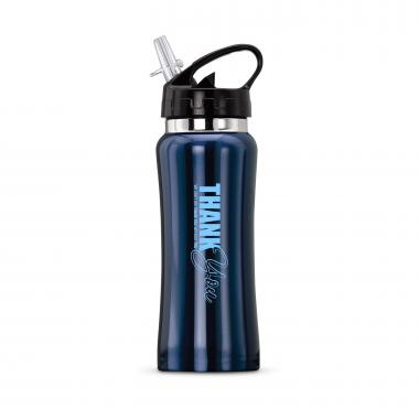 Thanks for All You Do Flip-Top 16oz Water Bottle