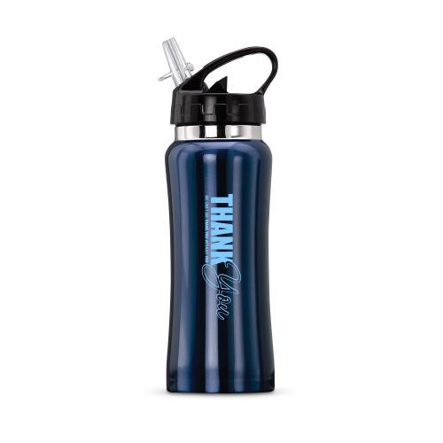 Together We Can Flip-Top 16oz Water Bottle