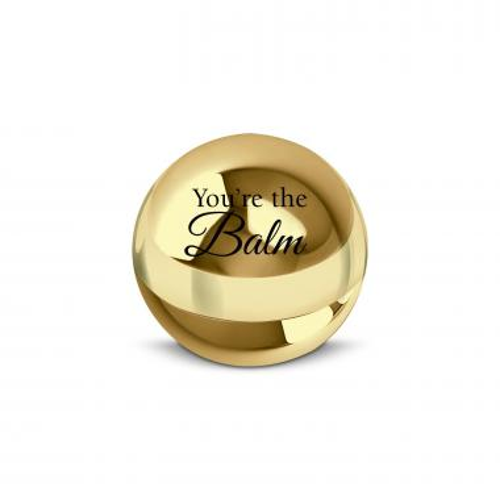 You're the Balm Gold Metallic Lip Balm