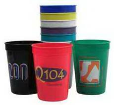 Home & Family - 12 oz Stadium Cup