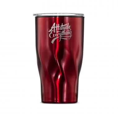 The Twisty - Attitude is Everything 16oz. Tumbler