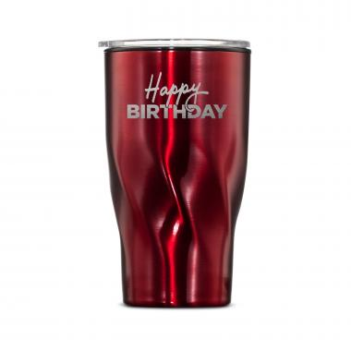 The Twisty - Happy Birthday 16oz. Tumbler