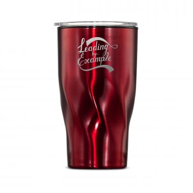 The Twisty - Leading by Example 16oz. Tumbler