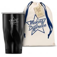 Vacuum Insulated - The Twisty - Making a Difference Star 16oz. Tumbler