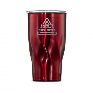 The Twisty - Safety is Our Business 16oz. Tumbler