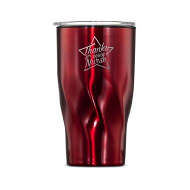The Twisty - Thanks Nurse Star 16oz. Tumbler