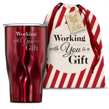 The Twisty - Holiday Gift 16oz. Tumbler