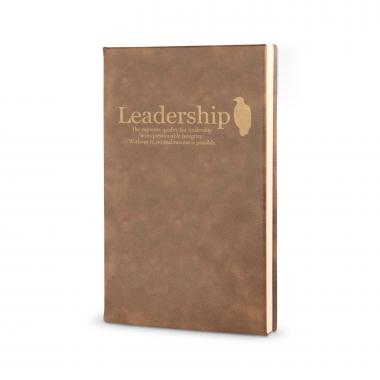 Leadership Eagle - Vegan Leather Journal