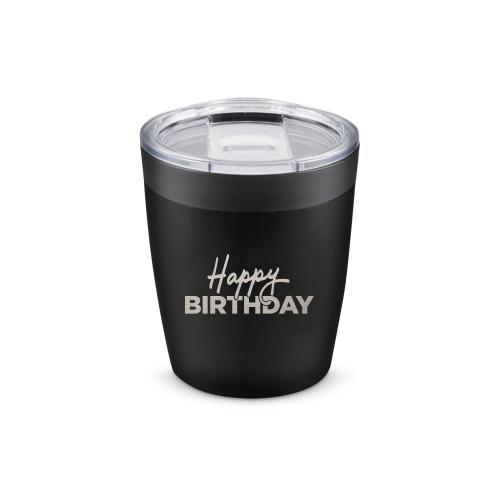 The Perk - Happy Birthday 8oz. Tumbler