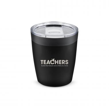 The Perk - Teachers Building Futures 8oz. Tumbler