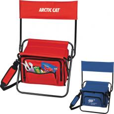 Tradeshow & Event Supplies - Folding Insulated Cooler Chair