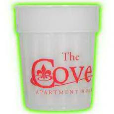 Home & Family - 16 oz Fluted Glow Stadium Cup