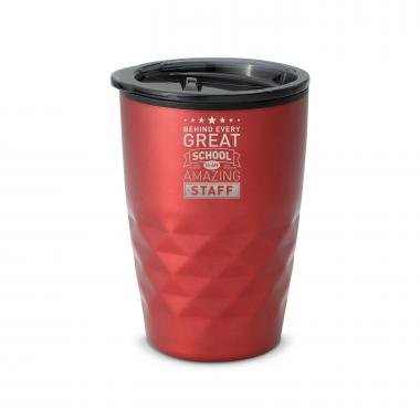 The Geoform - Behind Every Great School 12oz. Tumbler