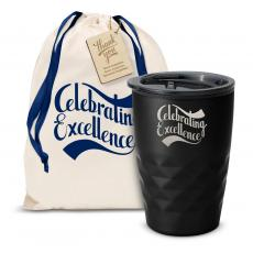 Vacuum Insulated - The Geoform - Celebrating Excellence 12oz. Tumbler