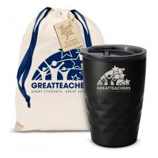 Fun Motivation & Gifts - The Geoform - Great Teachers 12oz. Tumbler