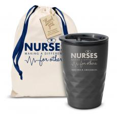 Vacuum Insulated - The Geoform - Nurses Making a Difference 12oz. Tumbler