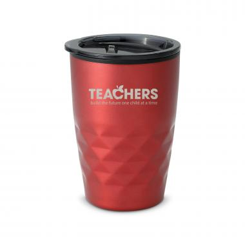 The Geoform - Teachers Building Futures 12oz. Tumbler
