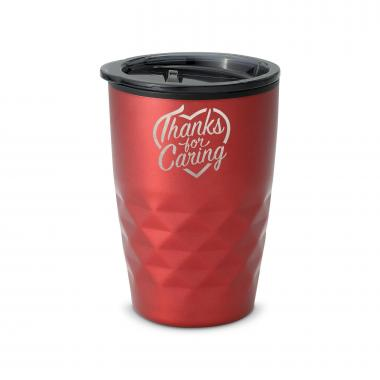 The Geoform - Thanks for Caring 12oz. Tumbler