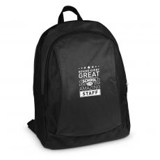 Staff Appreciation - Behind Every Great School Active Backpack