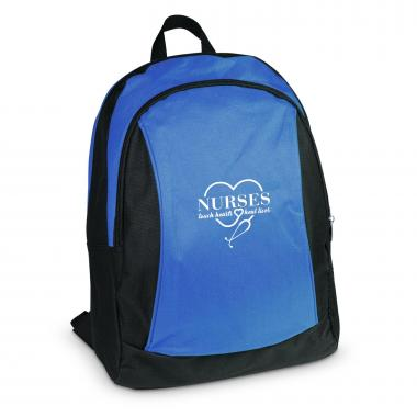Nurses Touch Hearts Active Backpack