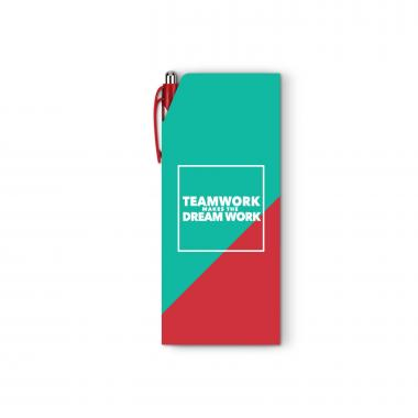 Teamwork Makes the Dream Work Pen & Card