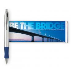 Motivational Image Pens - Be the Bridge Banner Pen