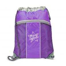 New Products - Making a Difference Breeze Cinch Bag