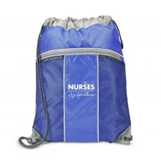 Nurses Making a Difference Breeze Cinch Bag