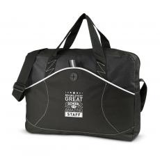 Staff Appreciation - Behind Every Great School Tidal Messenger Bag