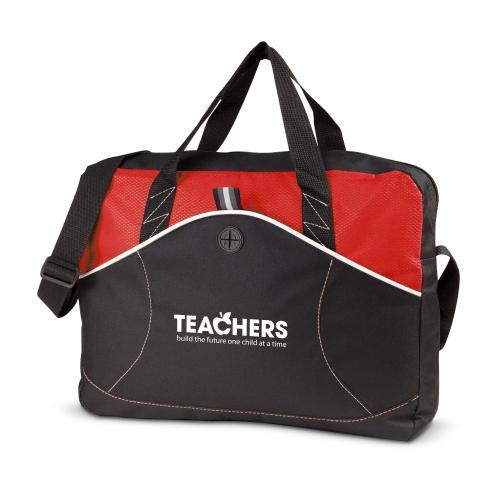 Teachers Build Futures Tidal Messenger Bag