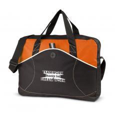 Staff Appreciation - Teamwork Dream Work Tidal Messenger Bag
