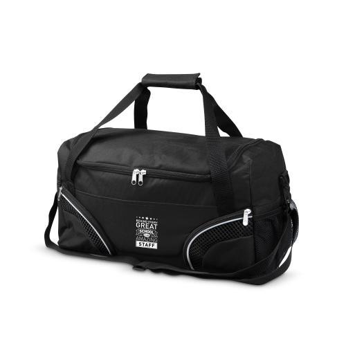 Behind Every Great School Wayfarer Duffle Bag