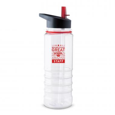 Behind Every Great School Champion 25oz. Tumbler
