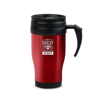 Behind Every Great School Everyday 14oz. Tumbler