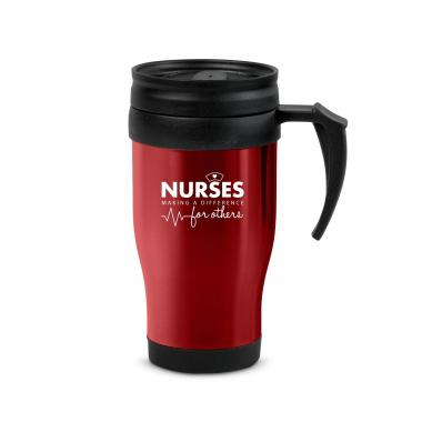 Nurses Making a Difference Everyday 14oz. Tumbler
