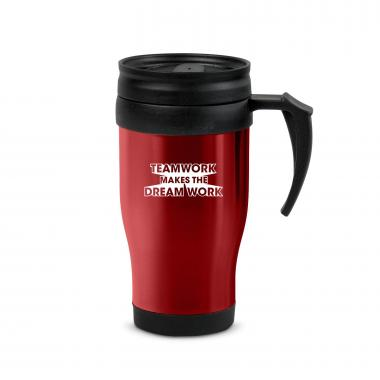 Teamwork Dream Work Everyday 14oz. Tumbler