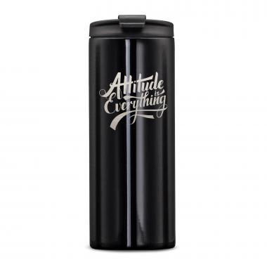 The Slimline - Attitude is Everything 12oz. Tumbler