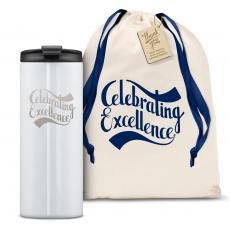 Vacuum Insulated - The Slimline - Celebrating Excellence 12oz. Tumbler