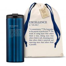 Vacuum Insulated - The Slimline - Excellence Definition 12oz. Tumbler