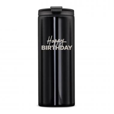 The Slimline - Happy Birthday 12oz. Tumbler