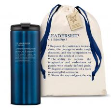 Vacuum Insulated - The Slimline - Leadership Definition 12oz. Tumbler