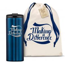 Vacuum Insulated - The Slimline - Making a Difference 12oz. Tumbler