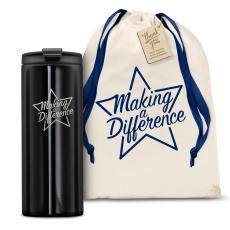 Vacuum Insulated - The Slimline - Making a Difference Star 12oz. Tumbler